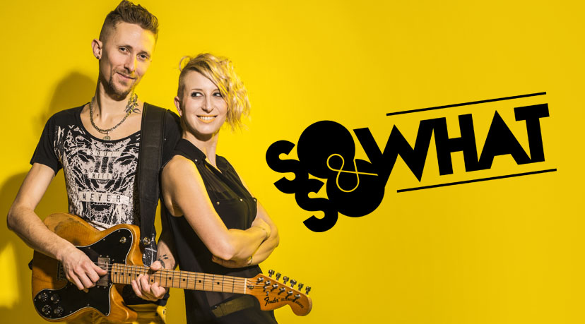 Simon et Océane / So & So What